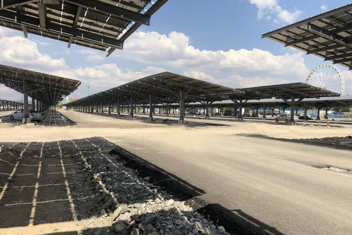 First Solar Shipped 5.5GW of CdTe Modules
